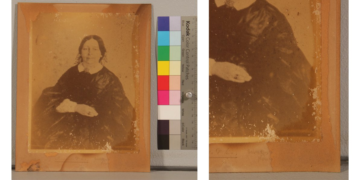 Damaged Photograph Restoration (before)